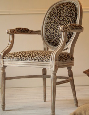 French Louis XV Armchair