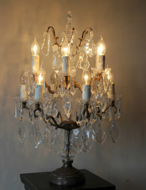 French Candlelabra